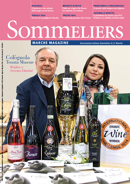 Sommeliers Marche Magazine n.33