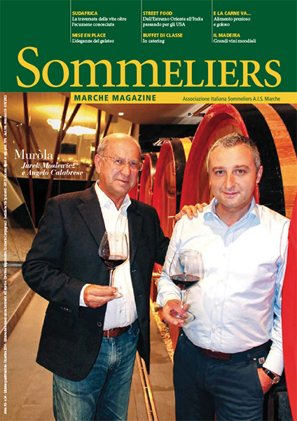 Sommeliers Marche Magazine n.34