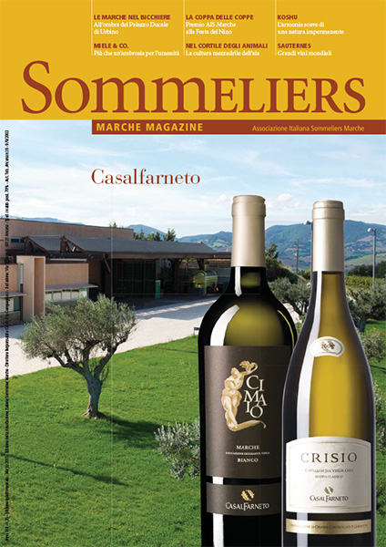 Sommeliers Marche Magazine n.35