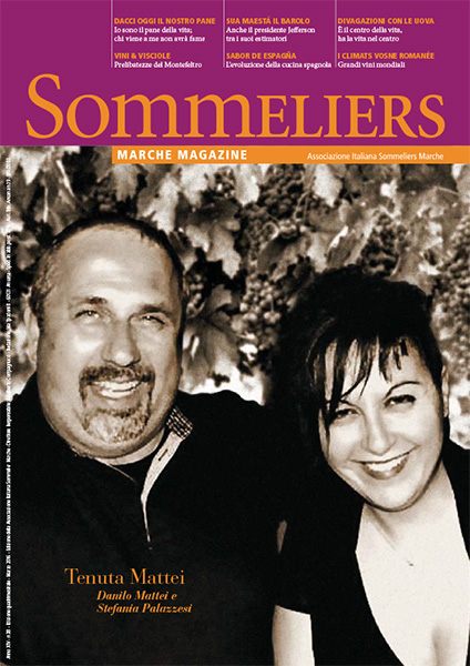 Sommeliers Marche Magazine n.38