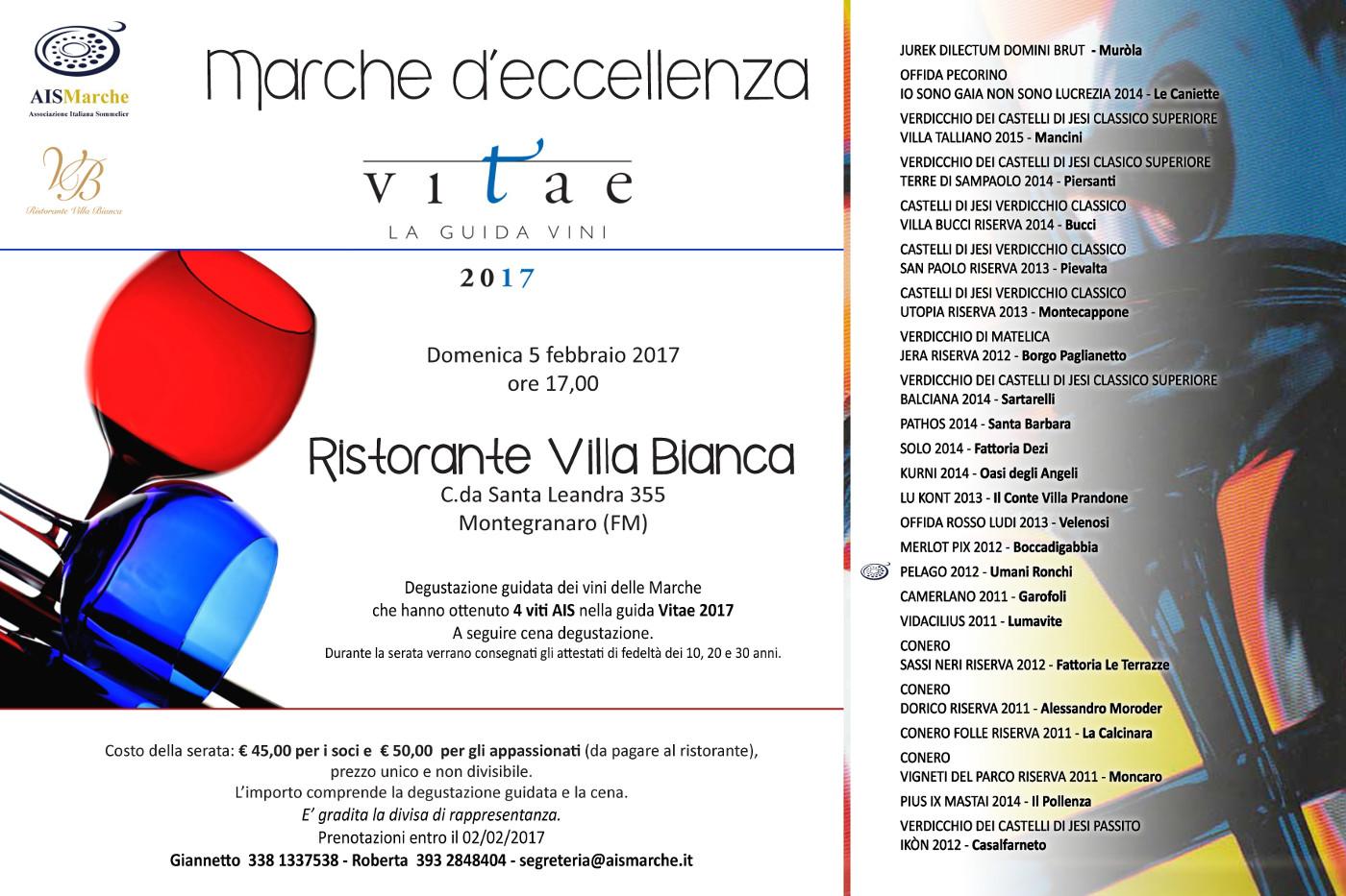 Ais marche associazione italiana sommelier marche for Eventi marche 2017